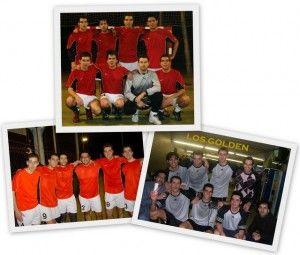 Equipo de fútbol sála - LosGolden